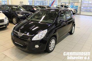 Hyundai i20 1.4 CRDI COMFORT EU-godkjent 5/11  2011, 72000 km, kr 87656,-