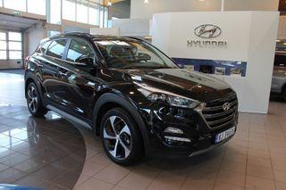 Hyundai Tucson 1.7 CRDi Automat/Teknikkpakke/Panorama  2018, 11000 km, kr 359000,-