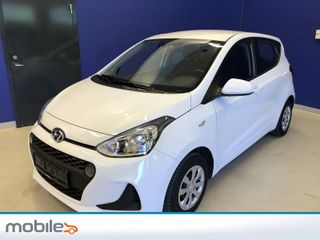 Hyundai i10 1,0 ECO DAB+ NAVI  Innbyttekampanje, 0,95% rente  2017, 44000 km, kr 139000,-