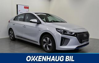 Hyundai Ioniq Adaptiv Cruise, Hybrid, Varme i ratt, Navi, Automat, P  2017, 35200 km, kr 245900,-