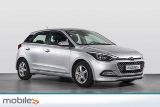 Hyundai i20 1,2 84hk Comfort  2015, 49000 km, kr 134900,-