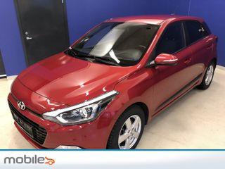Hyundai i20 1,0 T-GDI GO! DAB+  Innbyttekampanje, 0,95% rente  2017, 49900 km, kr 169000,-