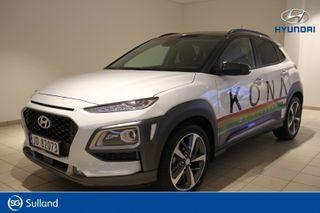 Hyundai Kona 1,0 T-GDI Teknikkpakke Demobil/Som ny! Skinnpakke  2018, 7900 km, kr 278900,-
