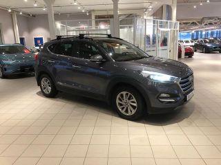 Hyundai Tucson 2.0 CRDi Teknikkpakke  2016, 52000 km, kr 365000,-