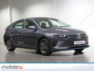 Hyundai Ioniq Teknikk m/skinn  2017, 31606 km, kr 259000,-