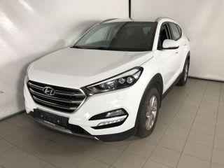 Hyundai Tucson 2.0 CRDi PLUSSPAKKE  2016, 77000 km, kr 355161,-