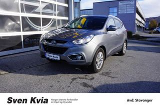 Hyundai ix35 1.7 CRDI COMFORT  2013, 54033 km, kr 179500,-