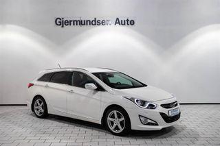 Hyundai i40 1.7 CRDI COMFORT, Garanti til 2021, Cruise, Rkamera, Ps  2014, 84500 km, kr 159000,-