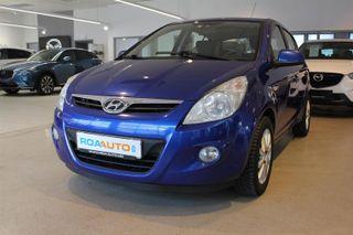 Hyundai i20 1.2 Comfort  2009, 129000 km, kr 49000,-