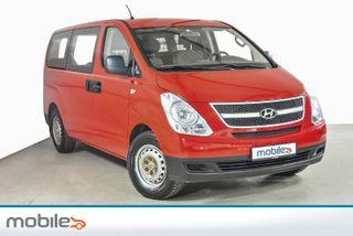 Hyundai H-1 2,5 CRDi HP Window Hengerfeste, DAB+, skyvedører  2011, 100580 km, kr 99000,-
