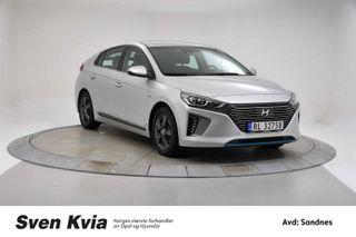 Hyundai Ioniq LEASING KUN 2490,- PLUGIN HYBRID/Skinn/DAB+ ++  2018, 4841 km