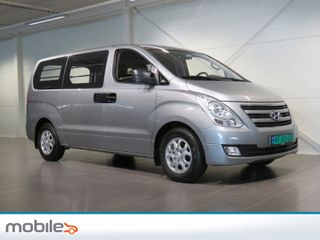 Hyundai H-1 2,5 CRDi 136hk Panel Van Teknikk Pent brukt varebil!  2017, 25000 km, kr 239000,-