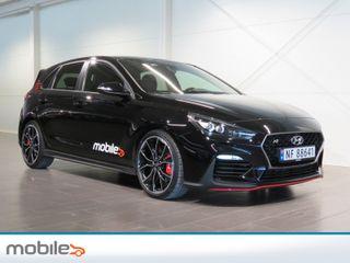 Hyundai i30 Performance 2,0 T-GDi Racingfølelse med 275 hk!  2018, 12000 km, kr 499000,-