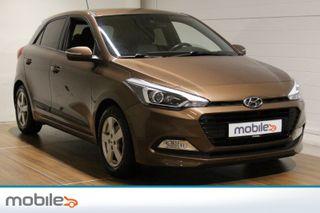 Hyundai i20 1,0 T-GDI Navigasjon, Innbyttekampanje  2017, 53768 km, kr 157000,-