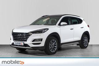 Hyundai Tucson 1,6 CRDi Teknikkpakke aut -136HK-Panoramatak-Navi  2019, 5000 km, kr 429900,-
