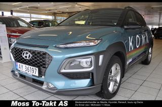 Hyundai Kona 1,0 T-GDI Teknikkpakke  2018, 4200 km, kr 306000,-