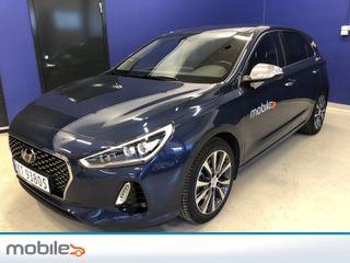 Hyundai i30 1,4 T-GDi Teknikkpakke aut  2018, 24500 km, kr 259000,-