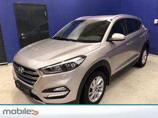 Hyundai Tucson 2,0 CRDi Plusspakke m/skinn  4Wd Automat Ryggekamera  2017, 30500 km, kr 419000,-