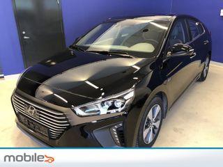 Hyundai Ioniq Teknikk Skinn Soltak DAB Plug-in  2018, 2000 km, kr 319000,-