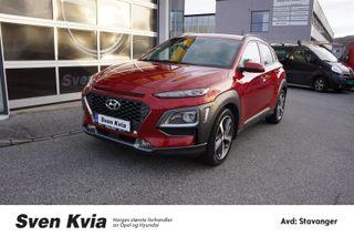 Hyundai Kona 1.0 , KAUAI  2018, 14269 km, kr 268000,-