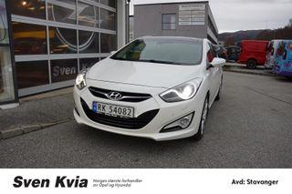 Hyundai i40 1.7 CRDI COMFORT Sportsedan  2012, 80829 km, kr 159000,-