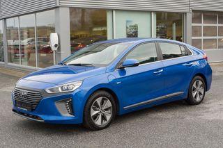 Hyundai Ioniq Plug-In Hybrid 1,6 GDi 141hk Teknikk m/Skinnseter Norsk  2017, 3000 km, kr 269000,-