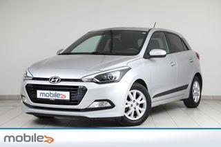 Hyundai i20 1,0 T-GDI 99Hk GO! Sport -Innbyttekampanje 20.000,-!  2017, 45359 km, kr 158900,-