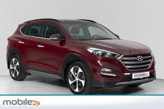 Hyundai Tucson 1,7 CRDi 141Hk 2WD Automatgir -Toppmodell!-Alt Utstyr!  2017, 12764 km, kr 318900,-