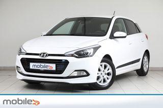 Hyundai i20 1,0 T-GDI 99Hk GO! Sport -Innbyttekampanje 20.000,-!  2017, 48542 km, kr 158900,-
