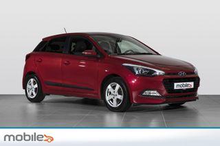 Hyundai i20 1,0 T-GDI GO!  2017, 46000 km, kr 159900,-