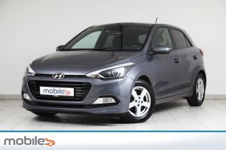 Hyundai i20 1,0 T-GDI 99Hk GO! Sport -Innbyttekampanje 20.000,-!  2017, 48964 km, kr 158900,-