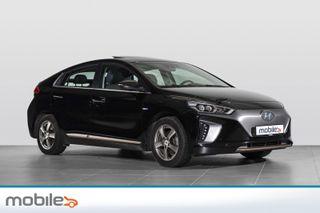 Hyundai Ioniq Teknikk -Soltak-norsk bil-tectyl-batterivarmer-2 kabler  2017, 56000 km, kr 279900,-