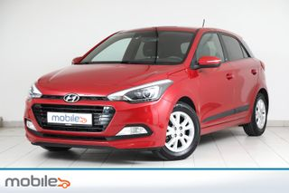 Hyundai i20 1,0 T-GDI 99Hk GO! Sport -Innbyttekampanje 20.000,-!  2017, 47492 km, kr 158900,-
