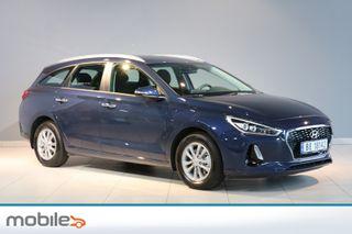 Hyundai i30 1,4 T-GDi Plusspakke aut innbyttekampanje, 0,95% rente  2018, 5000 km, kr 269000,-