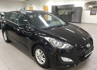 Hyundai i30 1.6 B 120HK COMFORT LED KLIMA DAB  2013, 76200 km, kr 124900,-