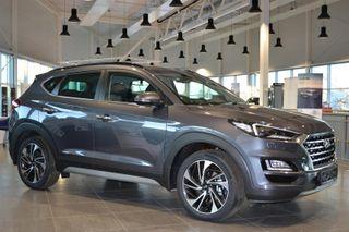 Hyundai Tucson Panoramapakke Aut/skinn/navi/ad.cruise+++  2019, 1500 km, kr 399900,-