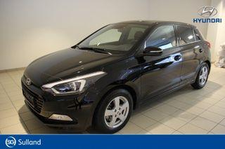 Hyundai i20 1,0 T-GDI Jubileum  2017, 24220 km, kr 179900,-