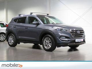 Hyundai Tucson 1,7 CRDi Plusspakke  2016, 61454 km, kr 249000,-