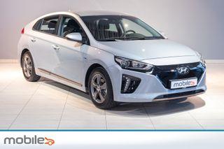 Hyundai Ioniq (basismodell) Varmepumpe, Ryggekamera, Navigasjon  2018, 4500 km, kr 265000,-
