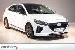Hyundai Ioniq Teknikk Teknikk, Varmepumpe, Nybil garanti  2017, 89434 km, kr 249000,-