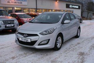 Hyundai i30 1.4  Comfort  2013, 75000 km, kr 129000,-