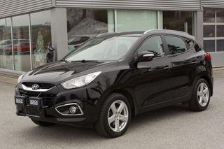 Hyundai ix35 2,0 CRDi 136hk 4WD Comfort  2012, 96200 km, kr 157000,-