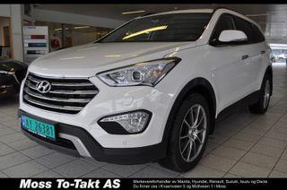 Hyundai Grand Santa Fe 2,2 CRDi 197hk 4WD Premium aut. ,Varebil,  2015, 97300 km, kr 269000,-