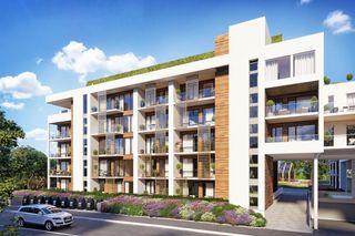 Kongsgård Park trinn 2 - Portalbygget med 30 solfylte leiligheter! Visning etter avtale