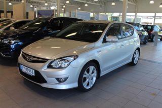 Hyundai i30 1.6 Comfort DAB +  2012, 72500 km, kr 98719,-