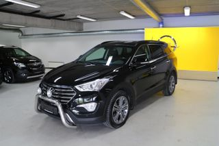Hyundai Grand Santa Fe 2.2 CRDI 197 HK PREMIUM, med mye utstyr og fabrikk gara  2015, 106000 km, kr 329000,-