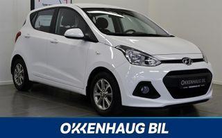 Hyundai i10 1.0 AUTOMAT, DAB+, VINTER OG SOMMERDEKK, 1 EIER.  2016, 23164 km, kr 149800,-