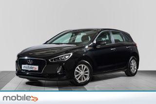 Hyundai i30 1,0 T-GDi Eco Navigasjon/Ryggekamera/Keyless/Dab.Mm  2018, 28000 km, kr 219900,-