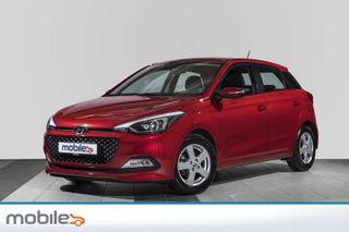 Hyundai i20 1,2 85hk Comfort  2016, 30000 km, kr 159900,-