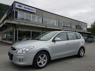 Hyundai i30 1,6  CRDI  stasjonsvogn  2008, 156000 km, kr 69000,-